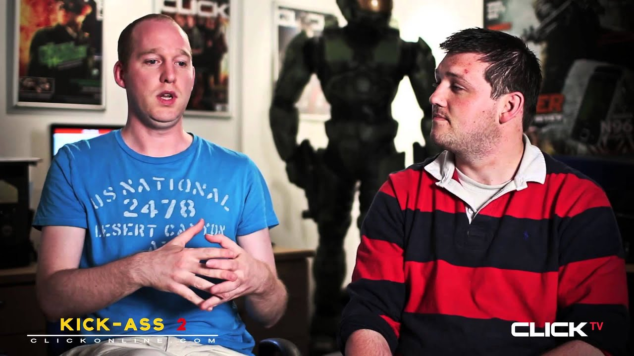 Kick-Ass 2 Video Review - Jack and Daniel