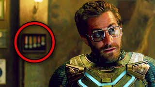 Spiderman Mysterio SUBLIMINAL MESSAGES Revealed! | Inside Marvel Update
