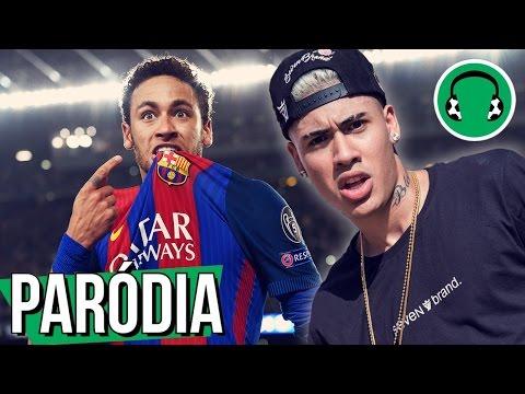 ♫ O GRAVE BATER (c/ Neymar, Messi, CR7...)   Paródia de Futebol - MC Kevinho (Kondzilla)