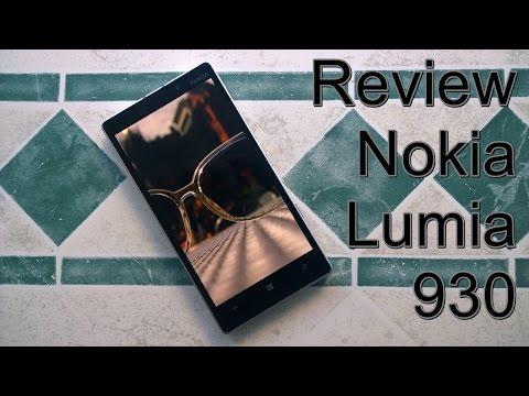 Nokia Lumia 930 - Review Completa Del Nuevo Gama Alta De Nokia Para 2014