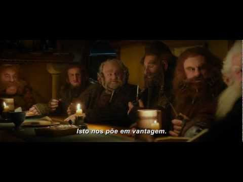 Traile do filme 'Hobbit - uma jornada inesperada
