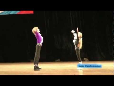 Elisabeth Diachkova & Eugene Aljechin - St. Petersburg Cup 2011