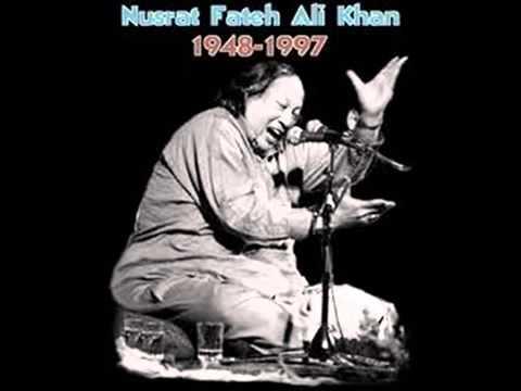Ustad Nusrat Fateh Ali Khan   Dost kya khoob wafaon ka Sila...