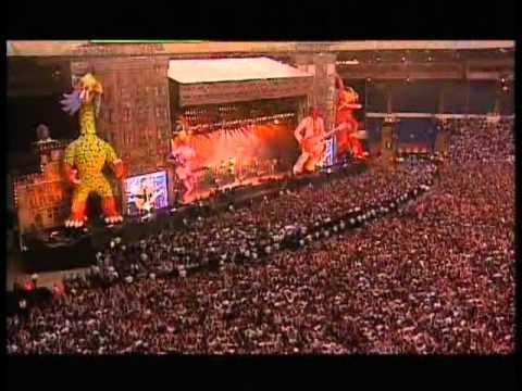 Bon Jovi - Papa Was A Rollin
