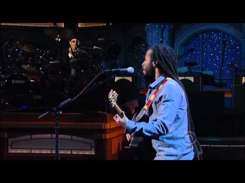 Ziggy Marley   Blown In The Wind   YouTube