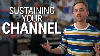 Sustaining a YouTube Channel ft. schmoyoho