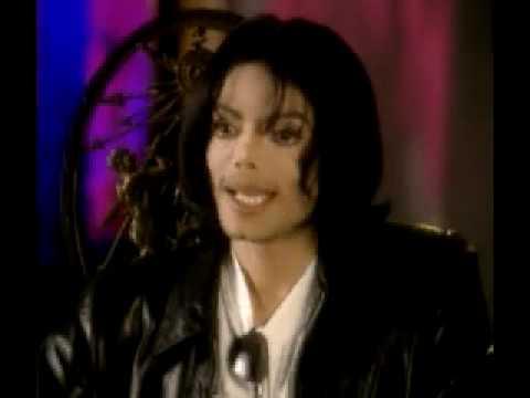 Michael Jackson Interview Mtv 1999 1 of 2