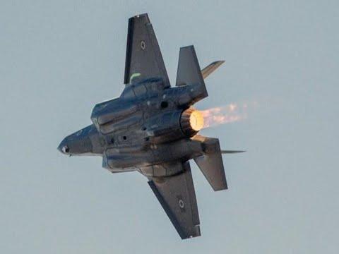 F-35 Израиля нащупывают слабые места С-300