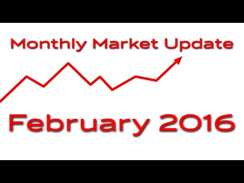 February 2016- Monthly Market Update - NWA Real Estate