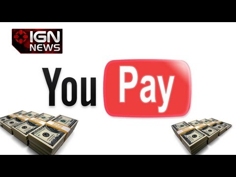 IGN News - YouTube Launches Paid Subscription Channels
