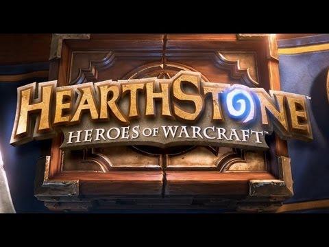 Jogo novo da Blizzard Hearthstone