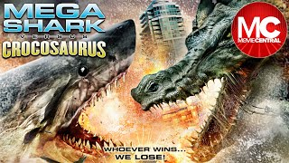 Mega Shark Vs Crocosaurus | Full Action Monster Movie