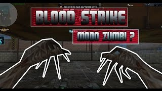 Blood Strike - Modo Zumbi Maneiro