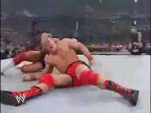John Cena 1st Wwe Match video