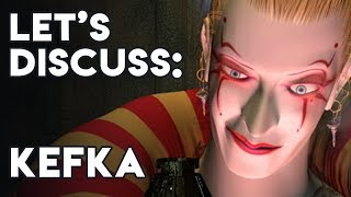 Final Fantasy 6 Character Analysis: Kefka Palazzo