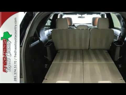 2012 Ford Explorer Houston Spring, TX #CGA12850P