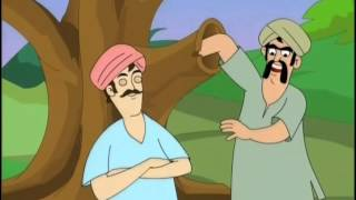 The Two Friends And A Talking Tree   Cartoon Channel   Famous Stories   Hindi Cartoons