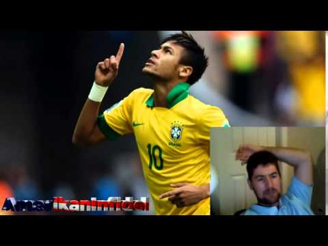 Cameroon vs Brazil 1 4 2014   Full Match ~  Goals and highlights analysis   World Cup Brazil 2014