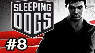 Sleeping Dogs Walkthrough w/Nova Ep.8: DRUG BUST