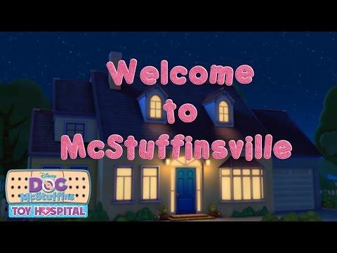 Special Look | Doc McStuffins Toy Hospital | Disney Junior