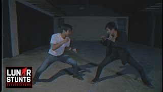 ANGRY TRIAD   80's HK Style Fight Scene