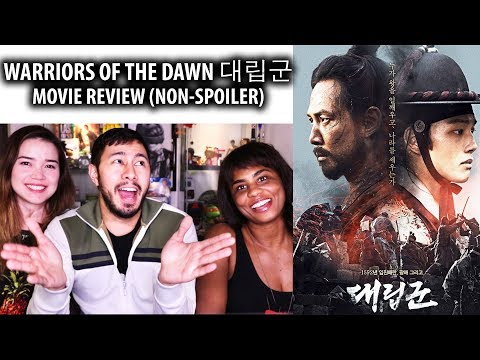WARRIORS OF THE DAWN | 대립군 | Korean War Epic Non-Spoiler Review