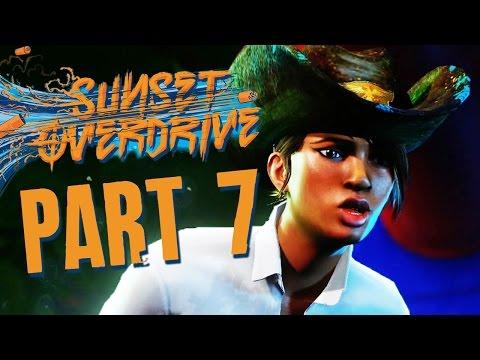 Sunset Overdrive Walkthrough Part 7 - ACID SPRINKLER - Xbox One Gameplay