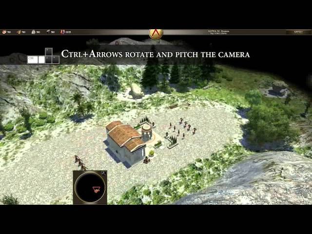 0 A.D. Tutorial 1: Basic Controls