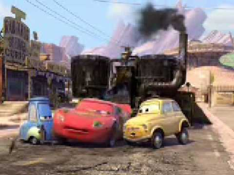 Cars Crazy Frog Song Parchek Felme Kartuni Ye Xosh video