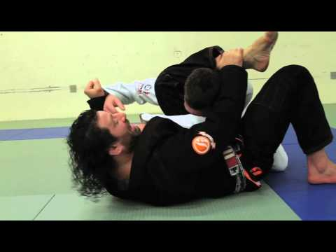 Kurt Osiander Move of the Week - Triangle from Butterfly Guard Image 1