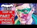 Batman Telltale Season 2 Episode 1 Ending Gameplay Walkthrough Part 2 Hd No Co