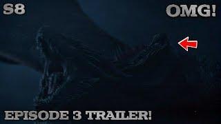Big Clues! Game of Thrones Season 8 Episode 3 Trailer Breakdown Battle of Winterfell Preview