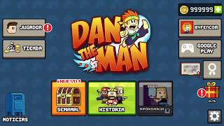 [MOD] Dan The Man 1.2.6 HACK [Dinero Infinito] - Link de Descarga [APK] + Gameplay