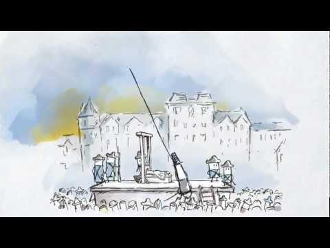 Clip phim hoạt hình vui: Giải cứu mỹ nhân