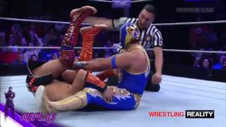 WWE CruiserWeight Classic 8⁄31⁄2016 Highlights   WWE CWC 31 August Highlights