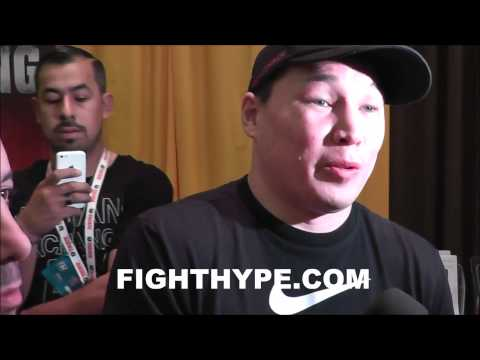 RUSLAN PROVODNIKOV PREDICTS PACQUIAO VS. BRADLEY 2:  MANNY SHOULD WIN THIS FIGHT