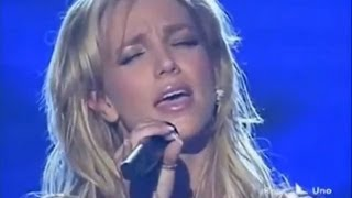 Britney Spears CAN sing LIVE & Acapella Pt. 1