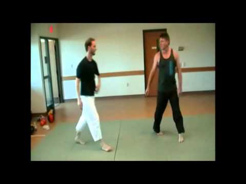 Applications from Chito-ryu Sanshiryu Kata