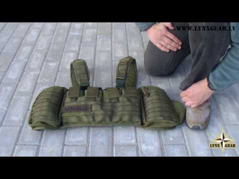 Tasmanian Tiger Chest Rig MKII review