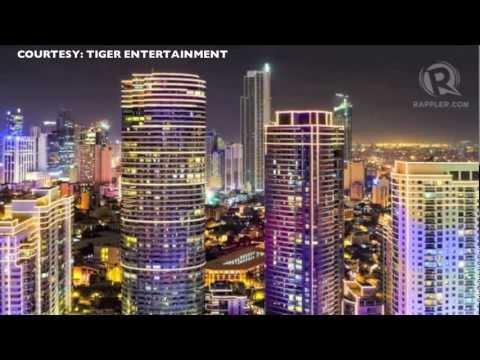 What does Okada's Manila resort look like?