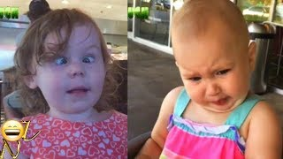 1 Hours Funny Baby Videos 2018 | World's huge funny babies videos compilation Vol 1
