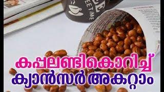 കപ്പലണ്ടി കൊറിച്ചു ക്യാൻസർ പ്രതിരോധിക്കാം  # Malayalam Health Tips # Health Tips Malayalam