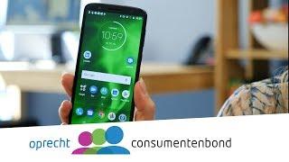 Motorola Moto G6 - Review (Consumentenbond)