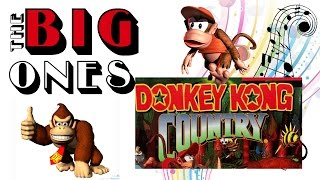 The Big Ones: Donkey Kong Country
