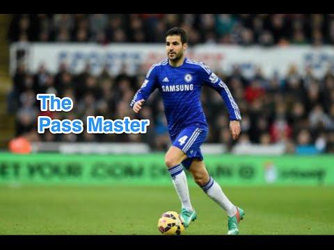 Cesc Fabregas - The Pass Master - Best passes 2014/15 - HD