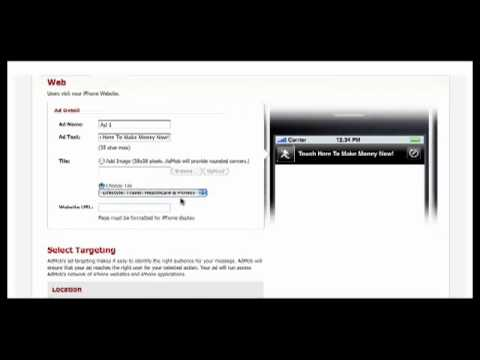 Mobile Marketing Affiliate Marketing Campaing on Admob Mobile Marketing is PRESENT not Future
