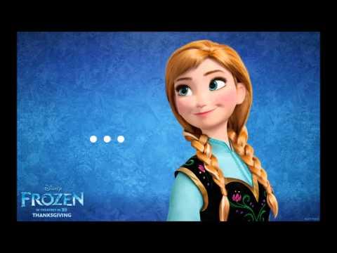 Frozen.- ¿Y si hacemos un muñeco? (Letra) Versión de la película para Latinoamérica.
