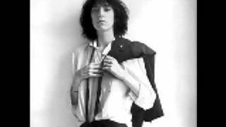 Patti Smith Gloria