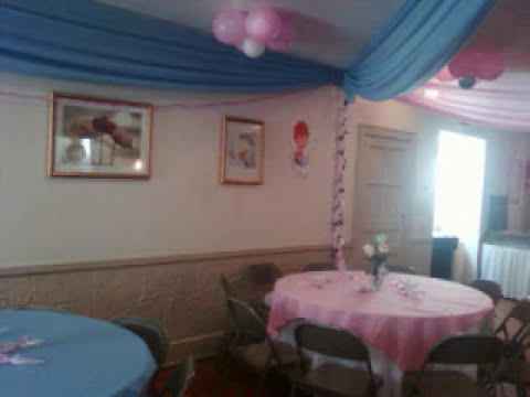 Decoraciones para fiestas prt1