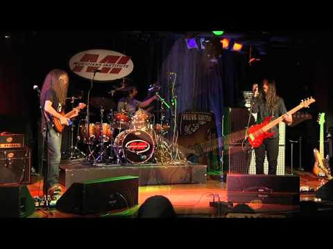 The Aristocrats featuring Guthrie Govan Perform
